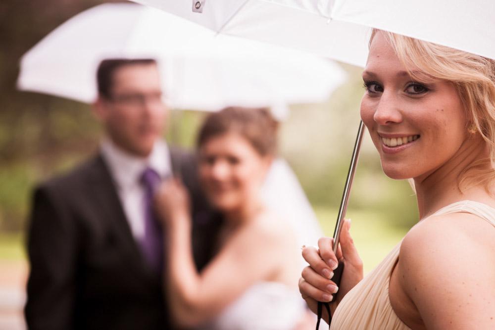 Hochzeit, Nass, Rothenuffeln, Bürgerpark, Weddingday, Regenschirm, Kapelle