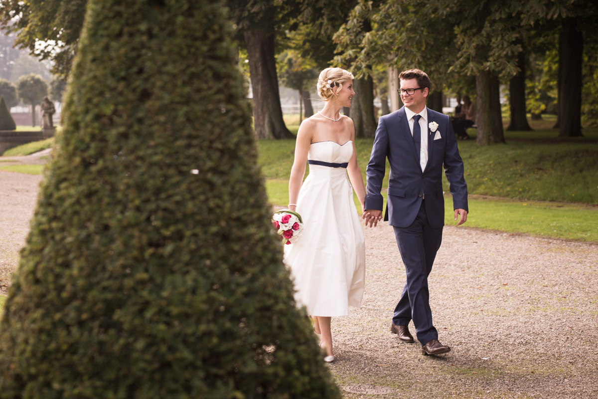 Braut, Brautkleid, Bräutigam, Fahrt, Hochzeit, Weeding, Weeding Day,, Münster